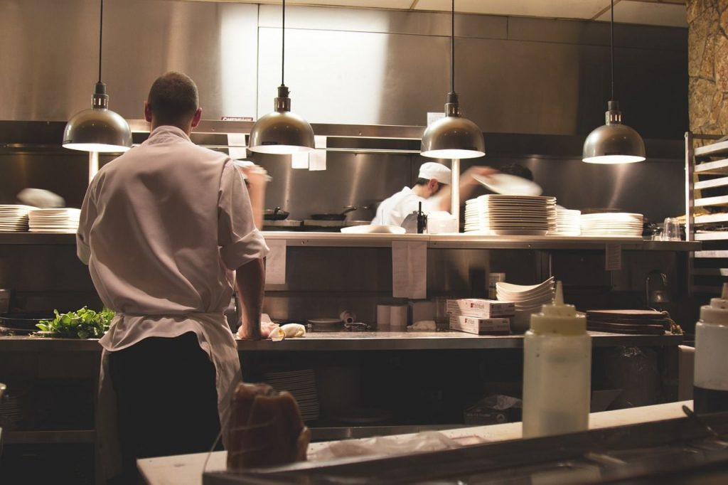 Interview Questions for Chefs in kitchen